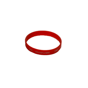 MS Silicon Wristband