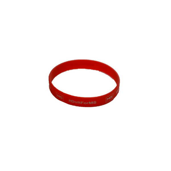 Silicon Wristband (Pack of 10)