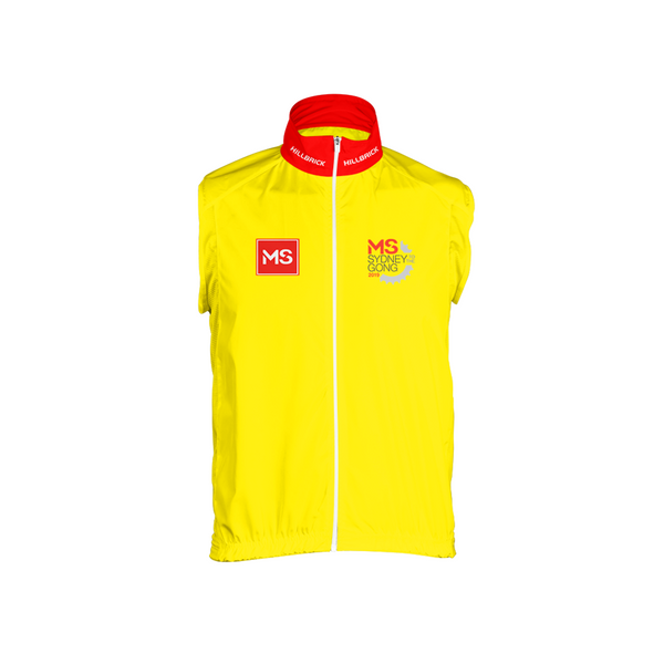 MS Gong Ride 2019 Wind Vest