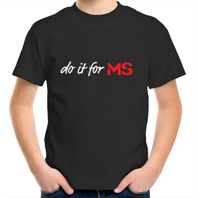 Do It For MS T-Shirt - Kids