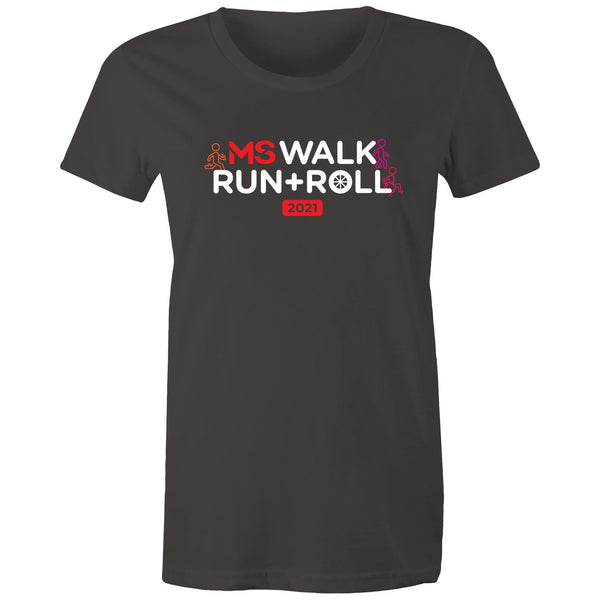 2021 MS WRR Event T-Shirt - WOMENS