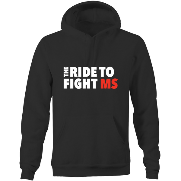 2019 Gong Ride 2 Fight Hoodie