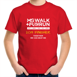 Kid's 2019 Finisher Tee