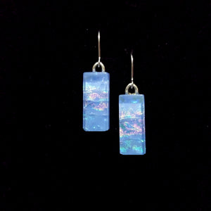 Periwinkle Dangle