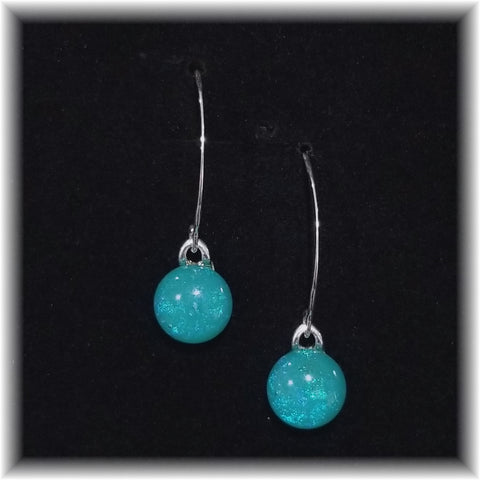 Sterling Dangles - Turquoise