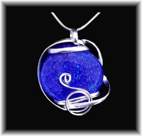 Royal Freeform Pendant