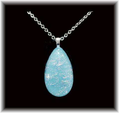 Baby Blue Small Pendant