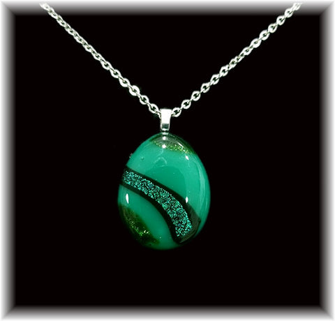 Green Small Pendant