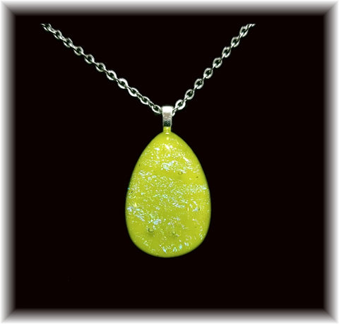 Lime Small Pendant