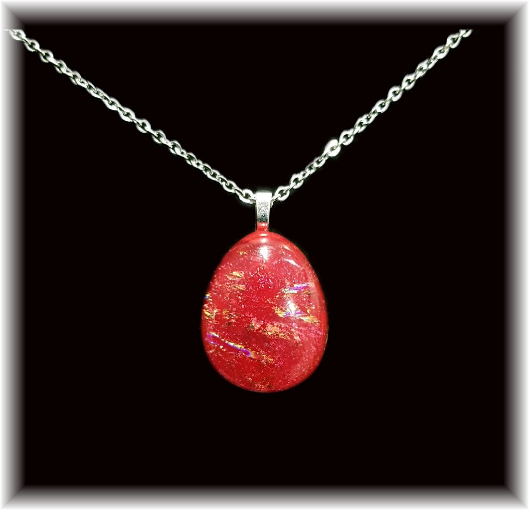 Red Small Pendant