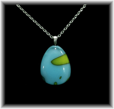 World Small Pendant