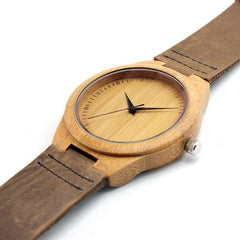 Amatucci Wooden Watch