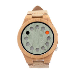 The Winklemann Bamboo / Wooden Watch