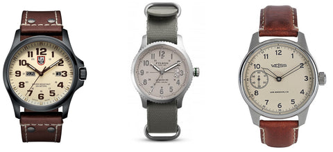 example of a field watch - How to Choose the Right Watch for Your Outfit