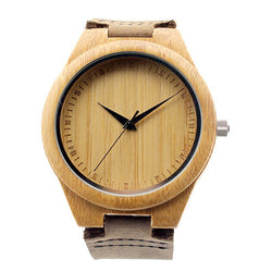 The Amatucci - Bamboo Watches
