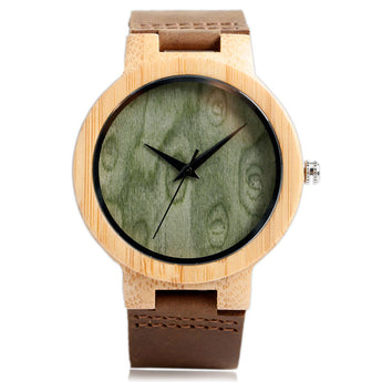 The Rhyland - Bamboo Watches