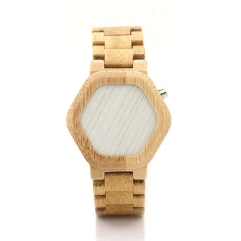 The Hennequin - Bamboo Watches