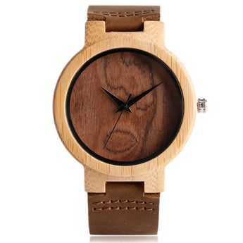 The Weisgerber - Bamboo Watches