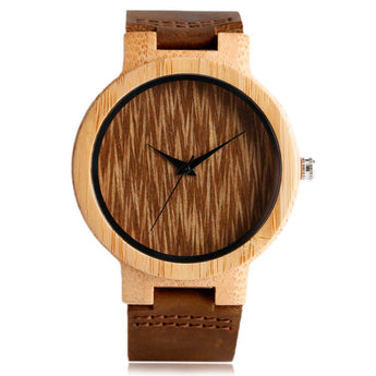 The Elieser - Bamboo Watches