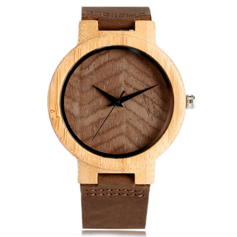 The Kerrigan - Bamboo Watches