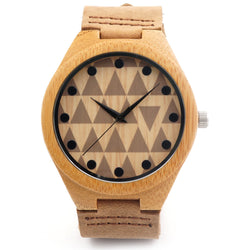 The Gormsson - Bamboo Watches