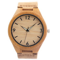 The Jefferson - Bamboo Watches