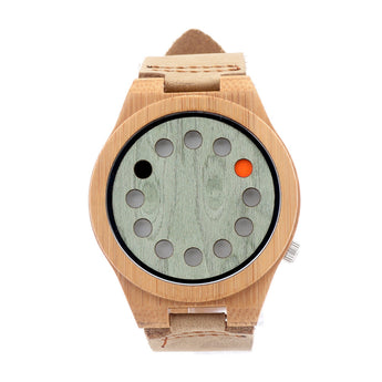 The Winklemann - Bamboo Watches