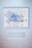 Seashell & Coral Tile Mural, High Quality (won't fade), Indoor or Outdoor, Beach Wall Tiles, Backsplash, Shower, Mosaic