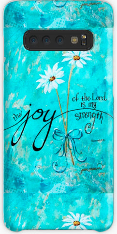 Joy of the Lord Cell Phone Case