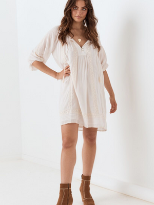 Spell and the Gypsy Cinder Tunic Dress I Southern Hippie