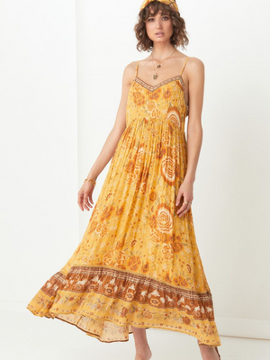 Spell and the Gypsy Mystic Strappy Maxi Dress I Southern Hippie
