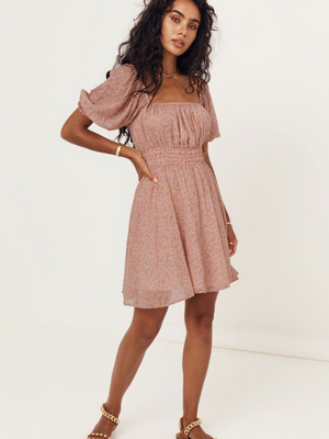 Spell and the Gypsy Rae Mini Dress I Southern Hippie