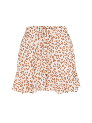 Zion Leopard Shorts I Southern Hippie
