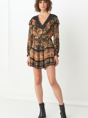Spell and the Gypsy Mystic Mini Dress I Southern Hippie