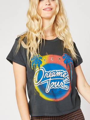 Daydreamer Clothing Dreamers Tour Girlfriend Tee I Southern Hippie