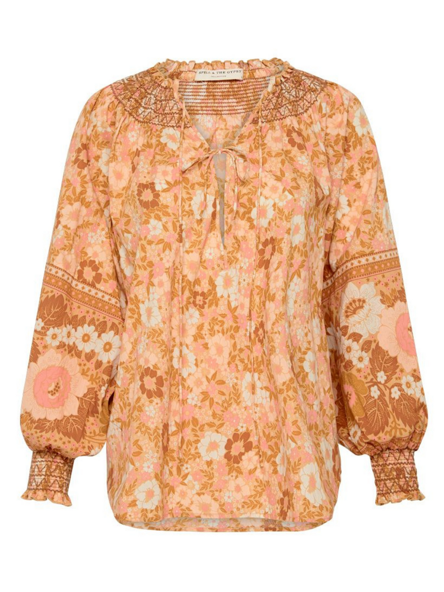 Spell and the Gypsy Anne Blouse I Southern Hippie