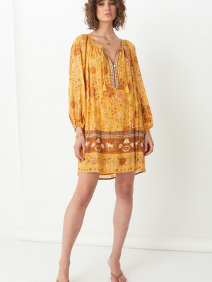 Spell and the Gypsy Mystic Tunic Dress I Southern Hippie