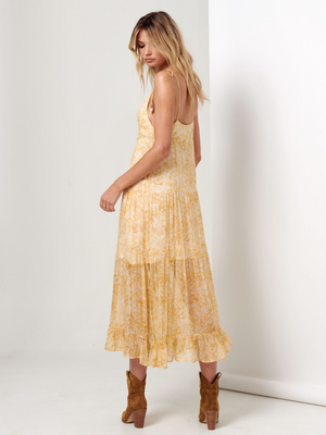 Kivari Juliette Strappy Maxi Dress I Southern Hippie