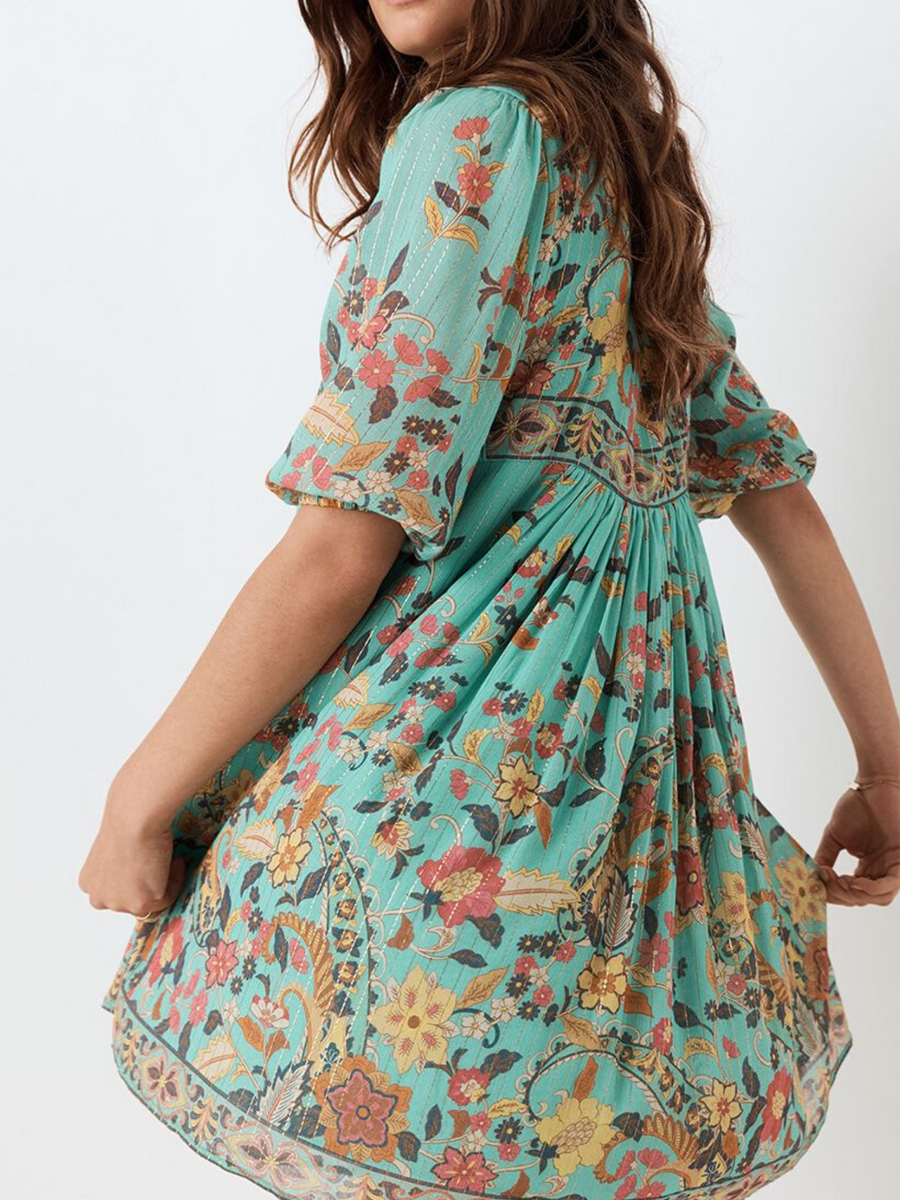 Spell & the Gypsy Hendrix Tunic Dress I Southern Hippie