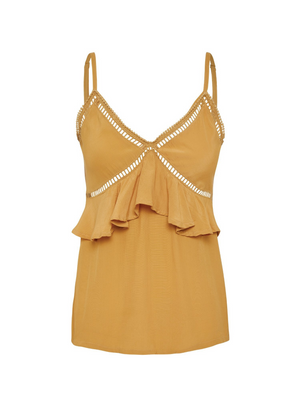 Kivari's Honey Cami in Yellow