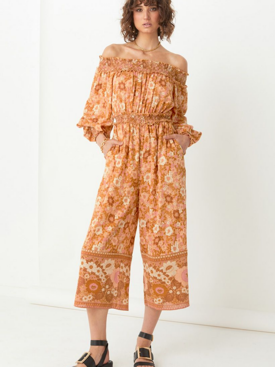 Spell and the Gypsy Anne Jumpsuit I Southern Hippie