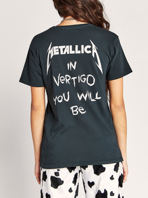Daydreamer Metallica in Vertigo Week I Southern Hippie