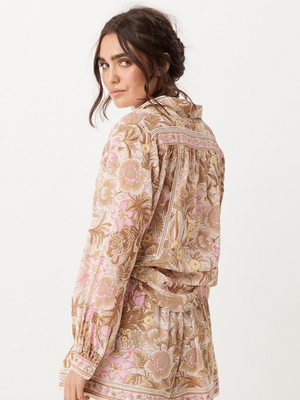 Spell & The Gypsy Wild Thing Jungle Blouse