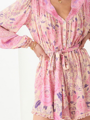 Spell and the Gypsy Mystic Romper I Southern Hippie