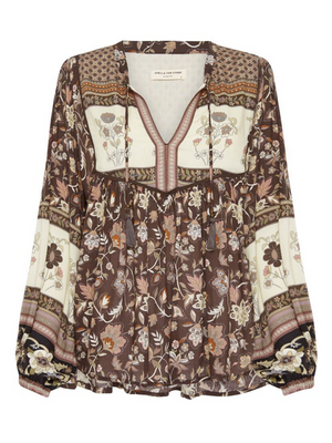 Spell & the Gypsy Portobello Road Blouse I Southern Hippie