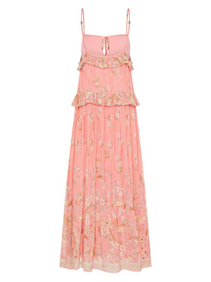 Spell & the Gypsy Hendrix Strappy Maxi Dress I Southern Hippie
