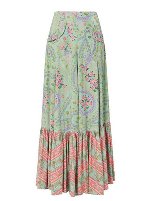 Spell & the Gypsy City Lights Maxi Skirt from Southern Hippie in Austin, TX