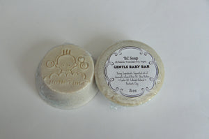 BC Soap--Gentle Baby Bar