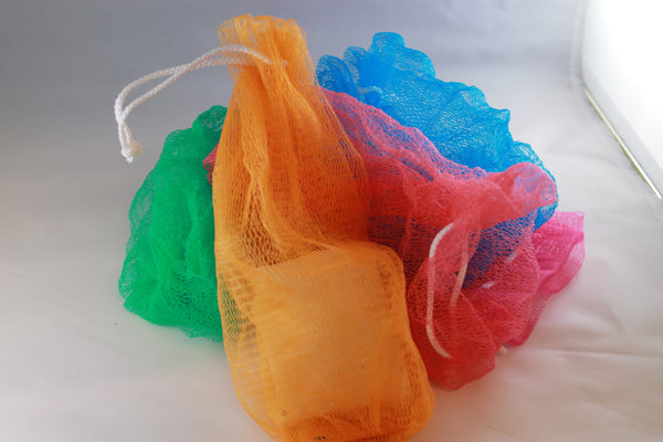 Soap Loofa Bag