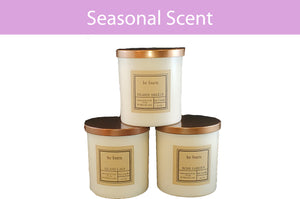 BC Burn Seasonal Scents